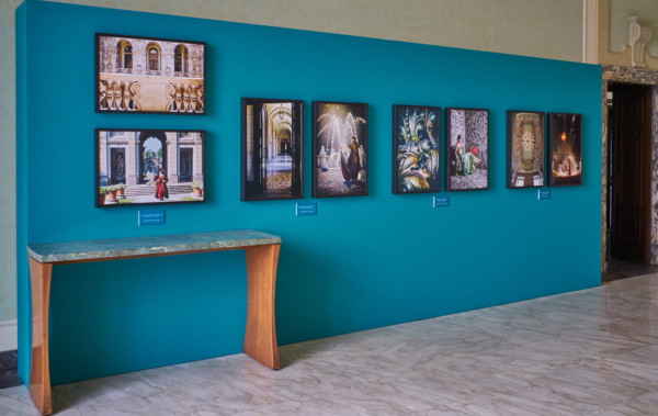 mostra unusual connection Palazzo Marino Villa Litta