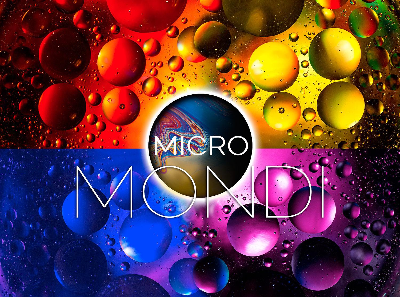 micro mondi mostra