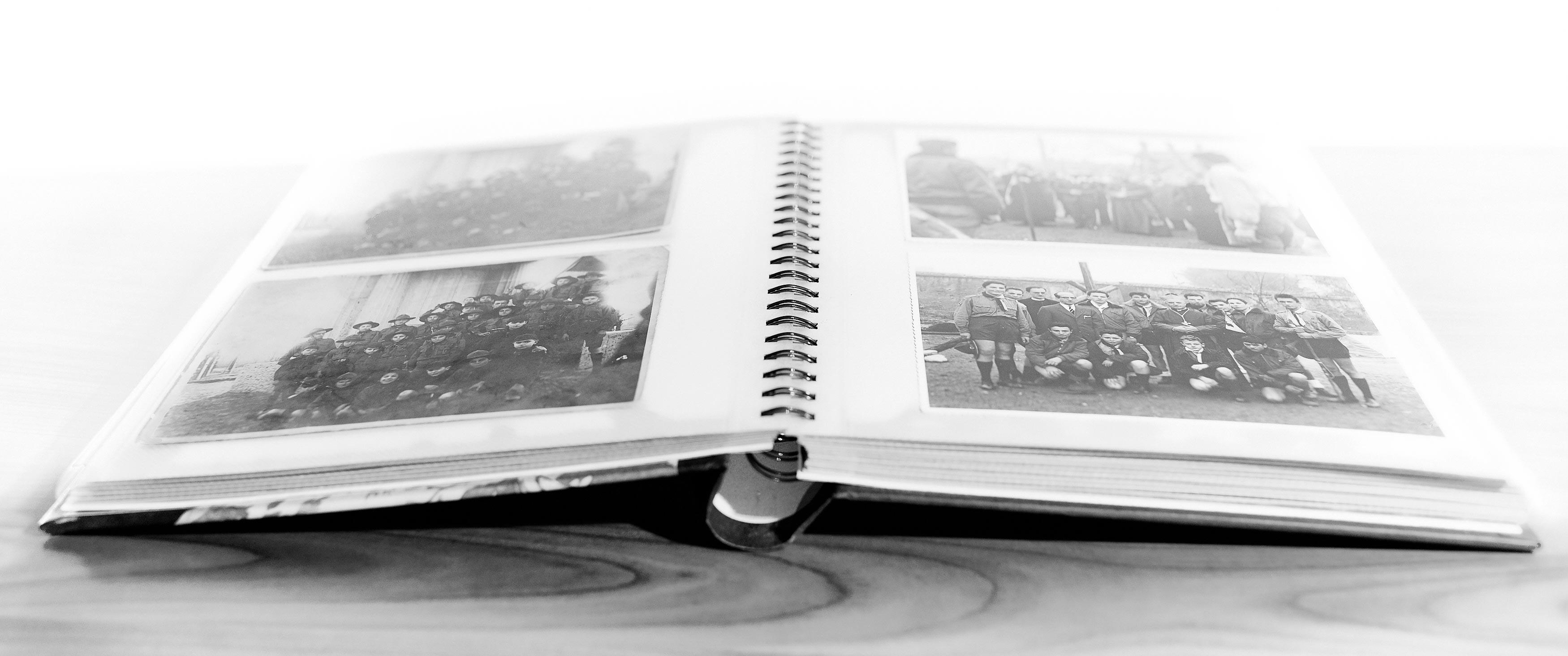 Pubblicazioni album fotografie fototeca