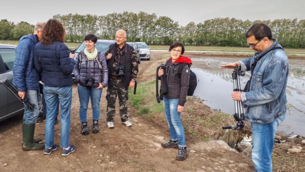 fotografare risaie e castelli