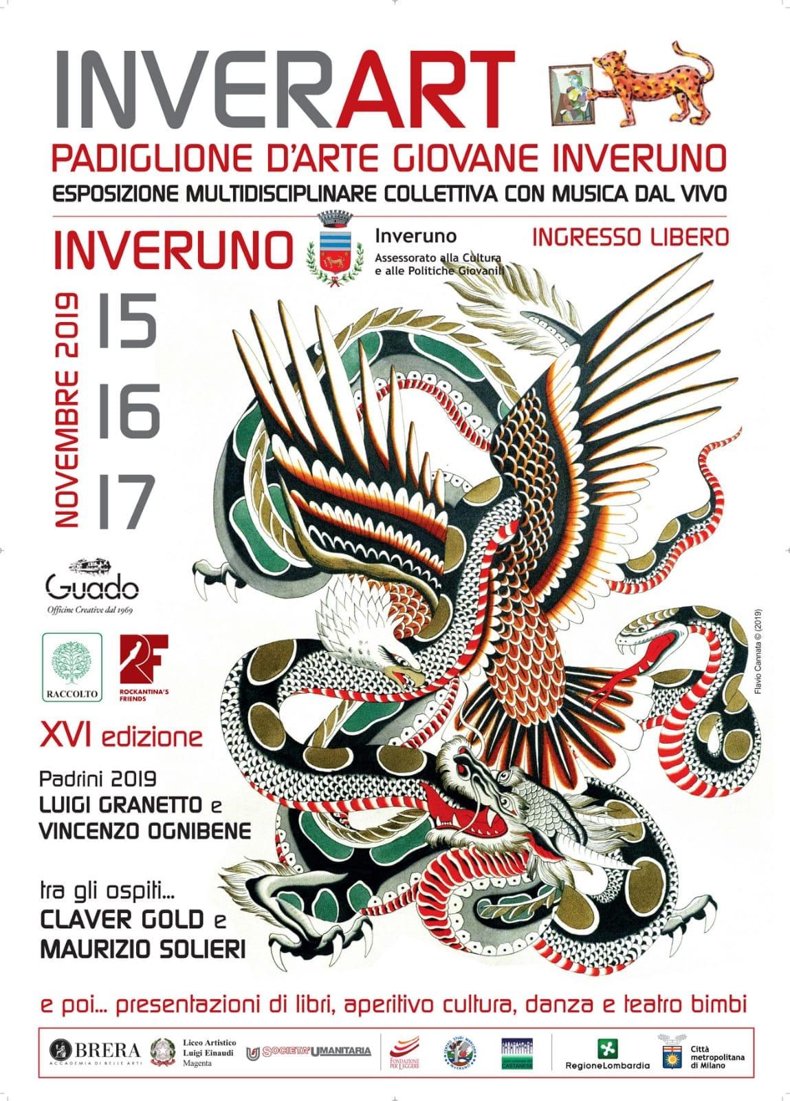 Mostra FOTOINFUGA INVERART 2019