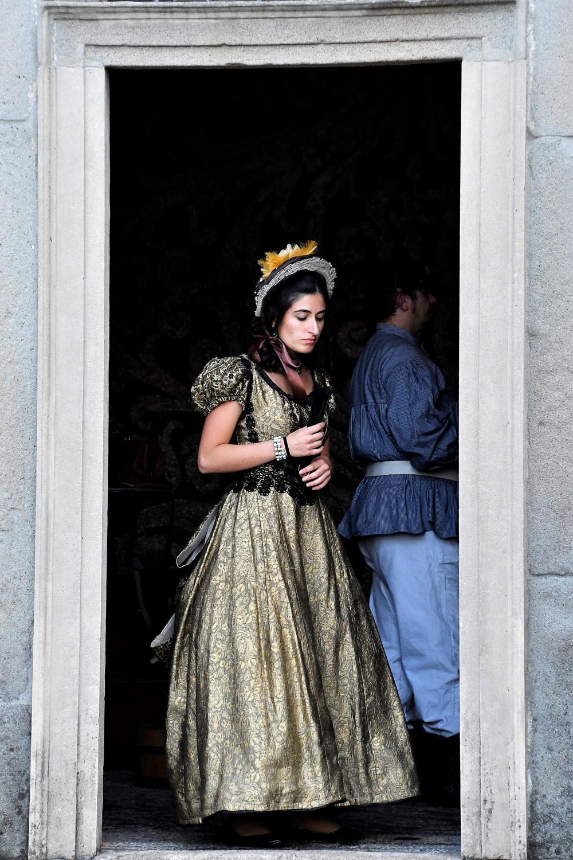 Rievocazione Villa Litta 2019