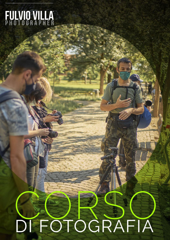 Corso di fotografia digitale 2020