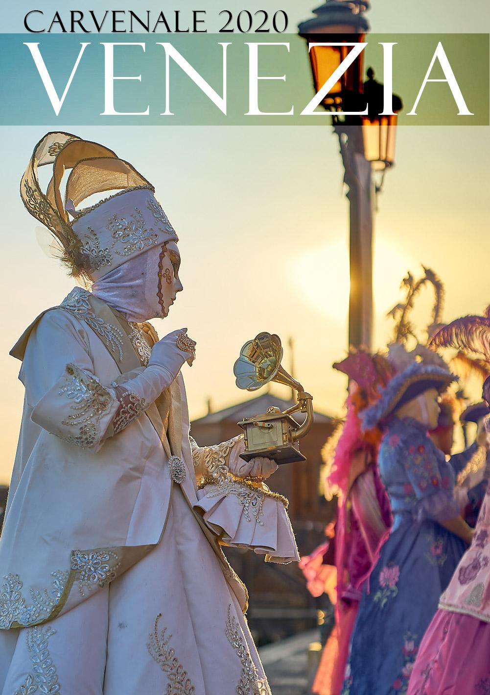 fotografando il Carnevale Veneziano